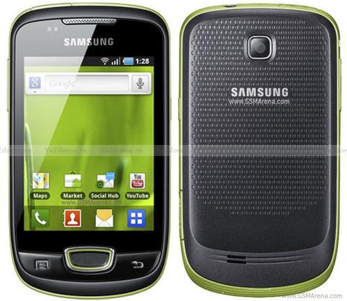 Samsung S5570 Galaxy Mini длинное название