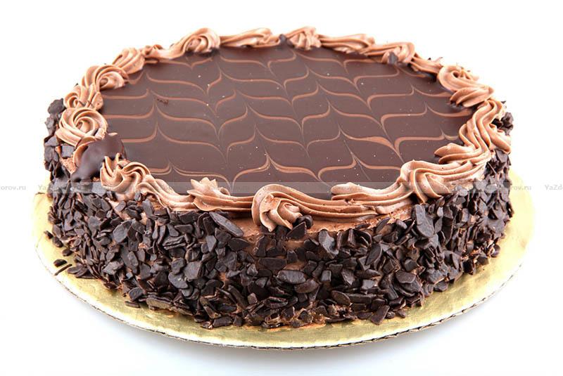 """Торт """"Шоколадная элегия"""" COPY"""
